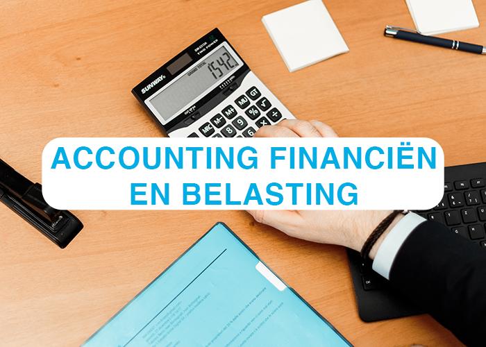 Accounting financien en belasting